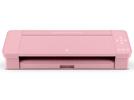 SILHOUETTE CAMEO® 4 (Blush Pink)